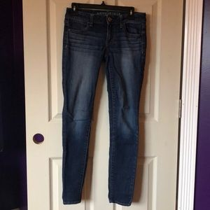 American Eagle Jeggings.  Size 2.